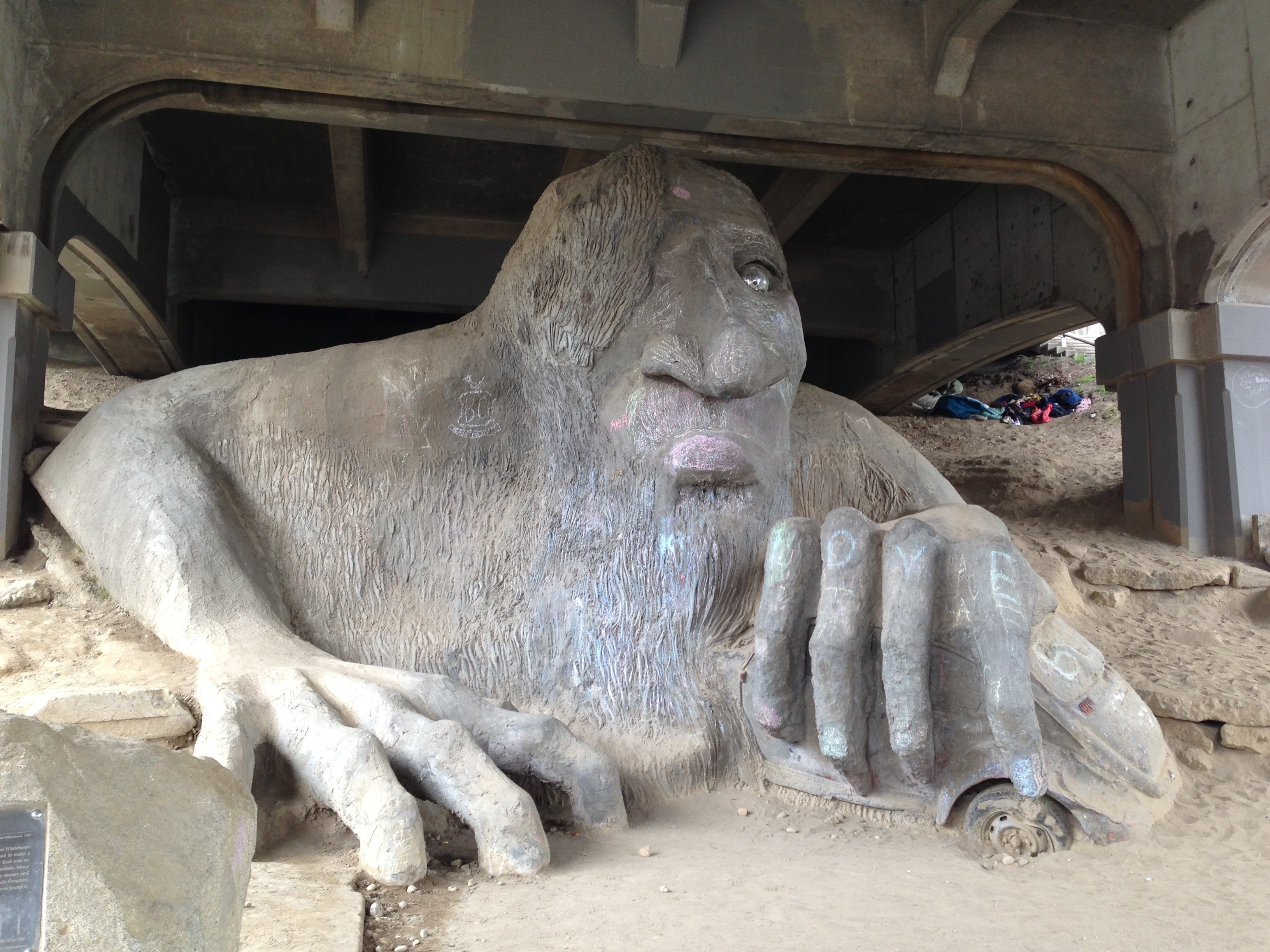 Worksheet Troll Under The Bridge Story mean old troll under the bridge hes hard as stone pics beetle in his hand
