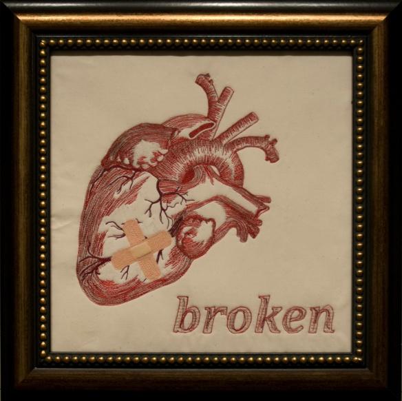 Heart Broken - 150 dpi