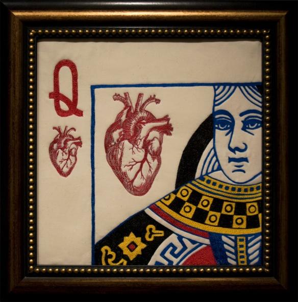 Queen of Hearts - 150dpi
