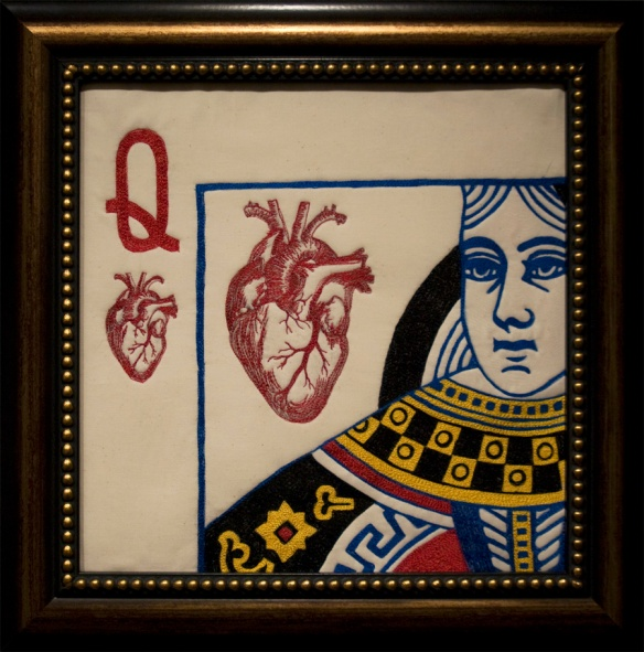 Queen of Hearts - 150dpi