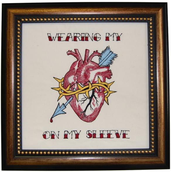 Wearing My Heart on My Sleeve 150