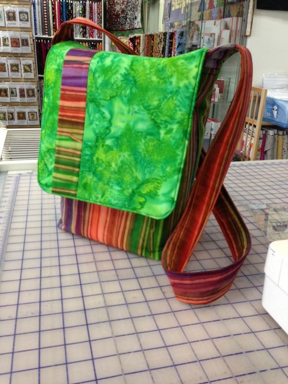 Taller bag