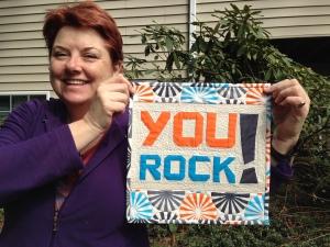 You Rock + Sam