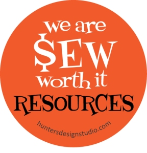 HDS Sew Worth It RESOURCES