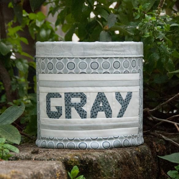 GRAY Bucket