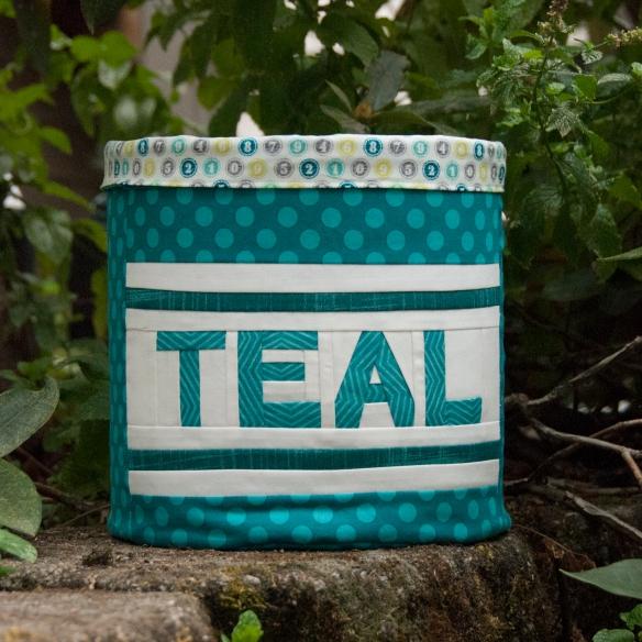 TEAL Bucket
